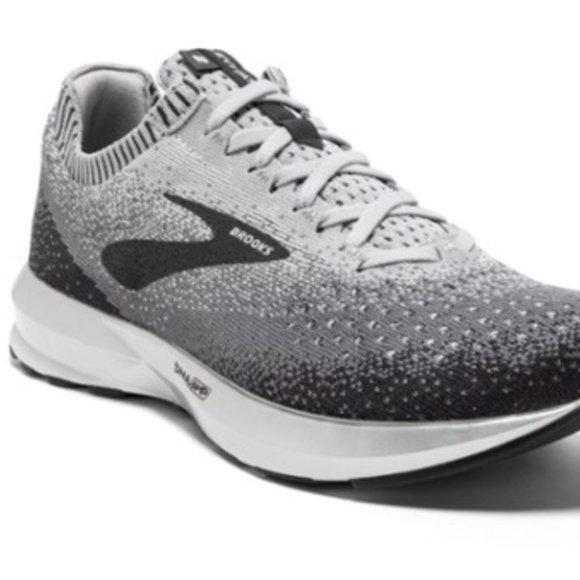 Brooks Shoes | Levitate Grey Womens